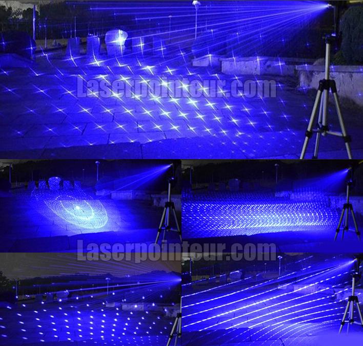 laser bleu 3000mW