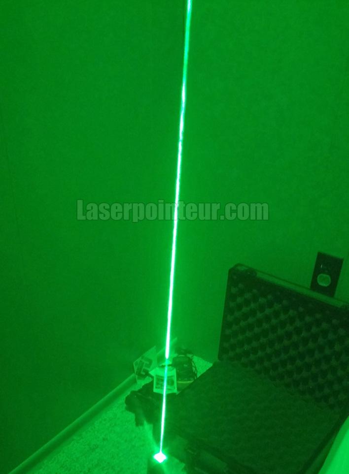 laser vert 500mW