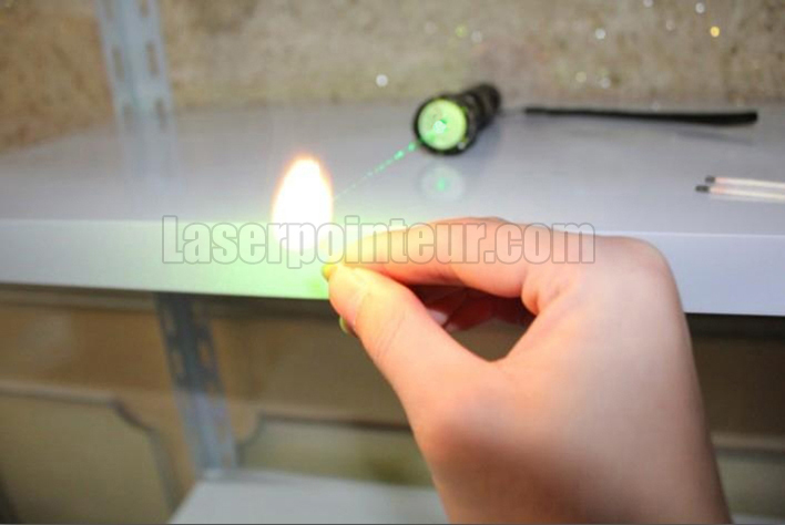 laser vert 200mW