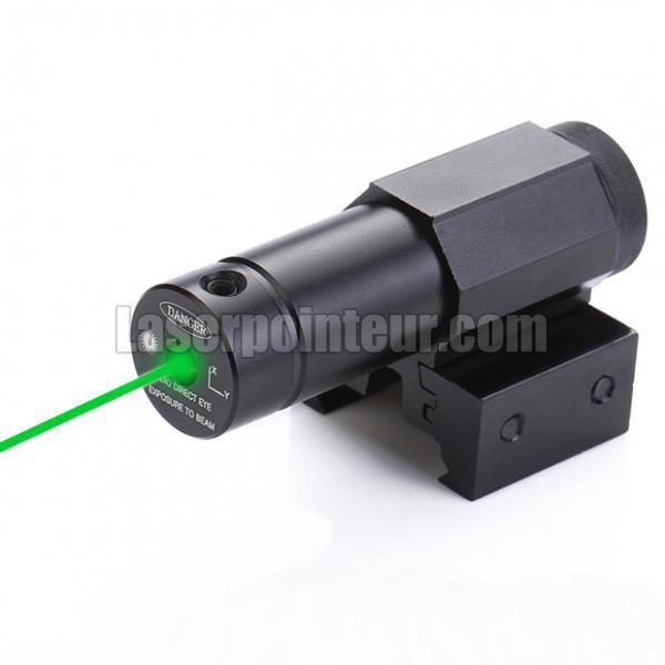 petit viseur laser point vert 20mw. Black Bedroom Furniture Sets. Home Design Ideas