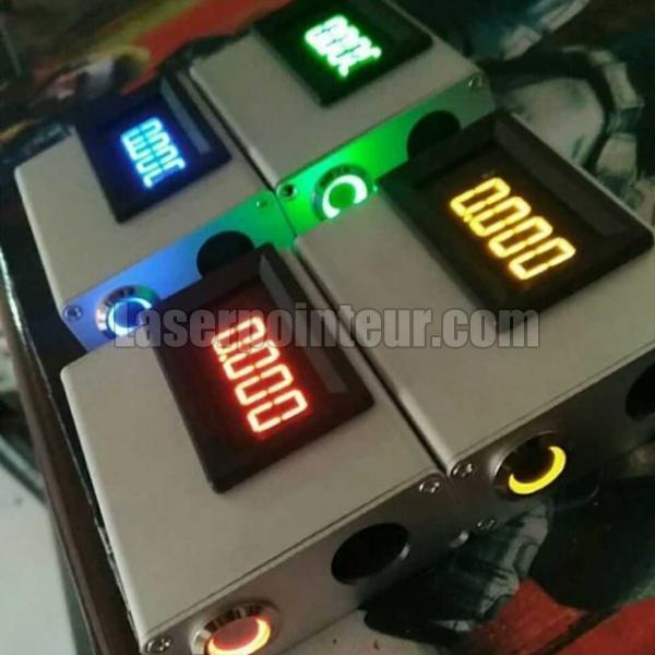 mesureur de puissance laser