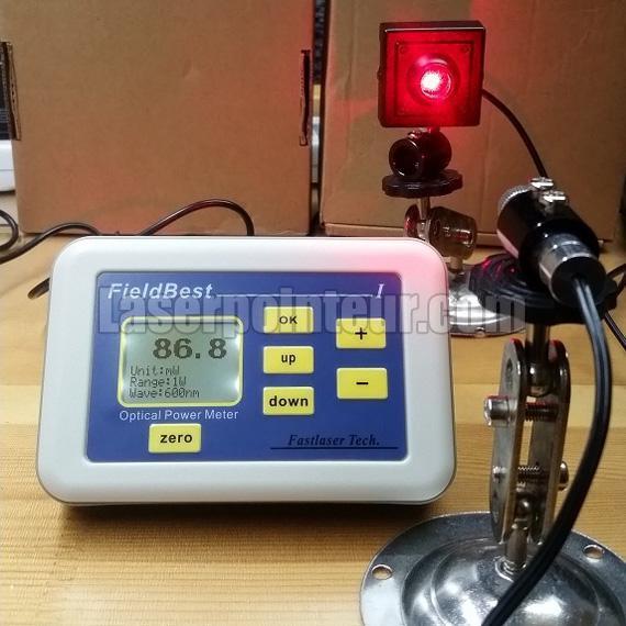 appareil de mesure de puissance laser